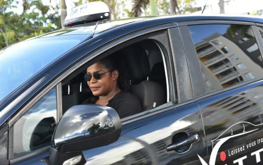 taxi disponible sur demande en guadeloupe